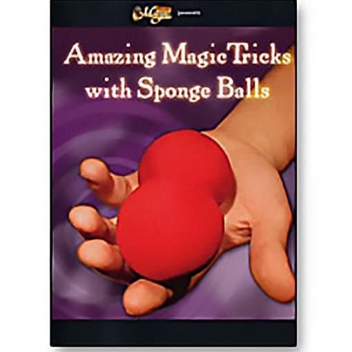 Tricks with sponge balls DVD