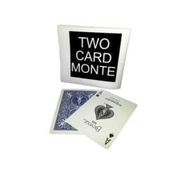 2 Card Monte Trick