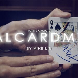 Alcardmy Card Trick