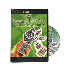 Amazing Magic Tripper Deck DVD