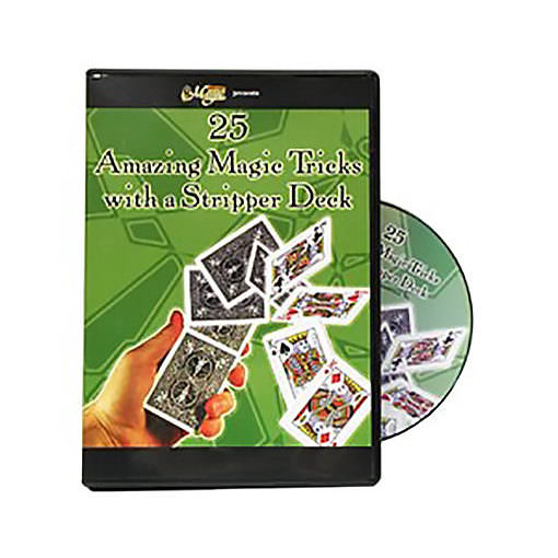 Amazing Magic Tripper Deck DVD