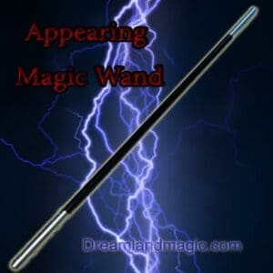 Appearing Wand Trick-Dreamlandmagic