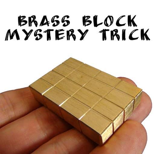 Brass Block Mystery Penetration
