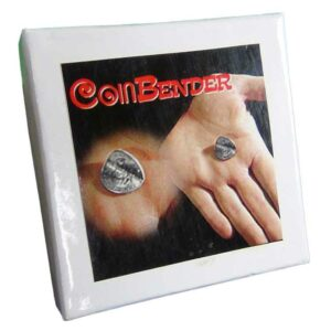 Coin Bender Cover Box Trick