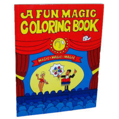 Coloring Book Magic Trick -Royal