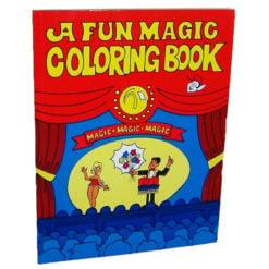 Coloring Book Magic Trick -Royal
