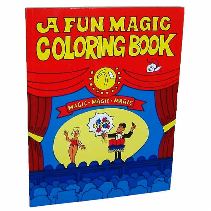 coloring book magic - Coloring Book Magic Trick