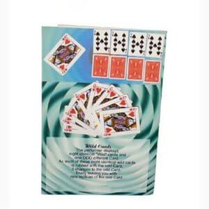 Crazy Cards Wild Card Trick