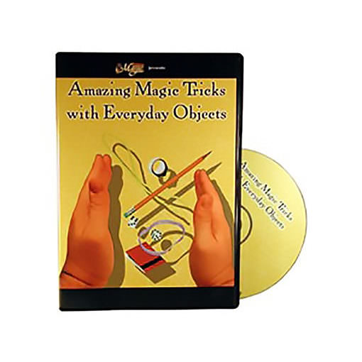 Everday Objects Magic DVD