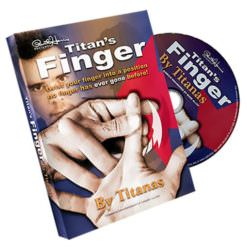 Finger Twist DVD