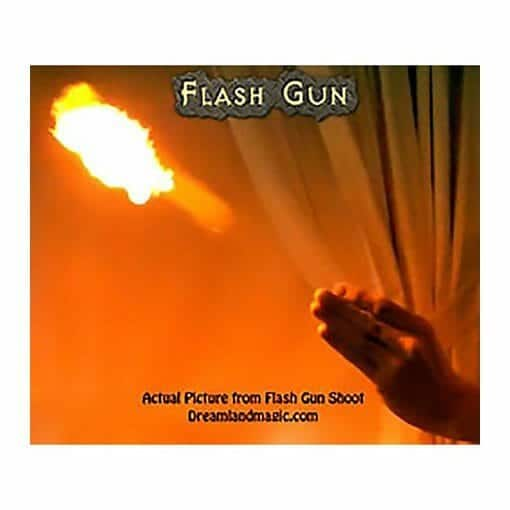 Flash Gun DOUBLE electronic