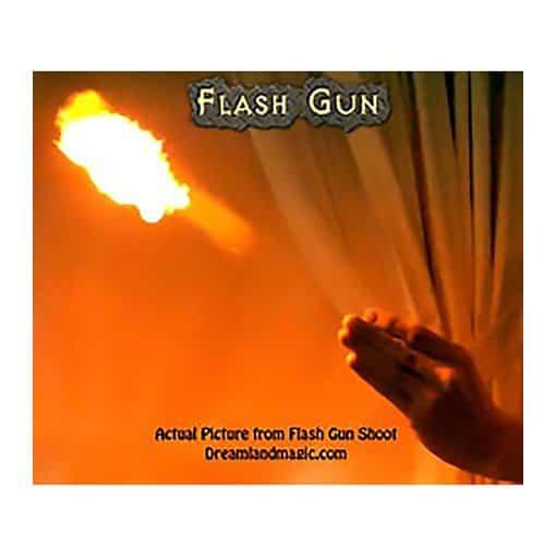 Flash Gun Trick Device