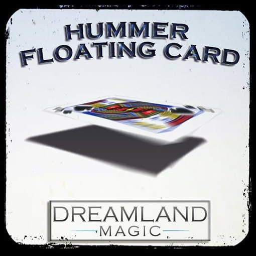 Floating Card Trick