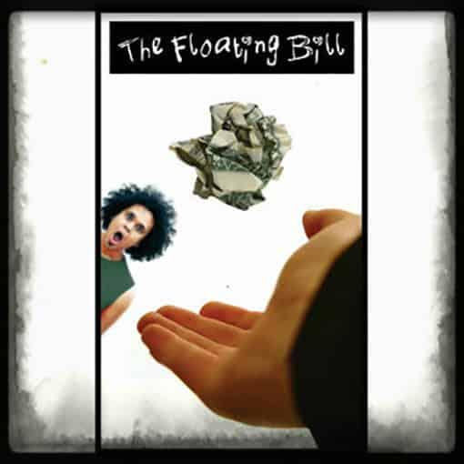 Floating Dollar Bill Trick-Dreamlandmagic