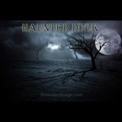 Haunted Cards Cover