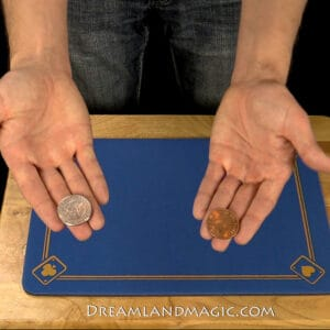 Hopping Half Coins Alt