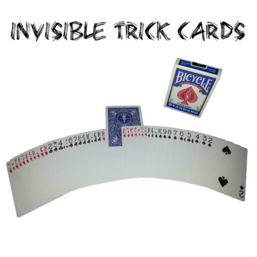 Invisible Trick Deck