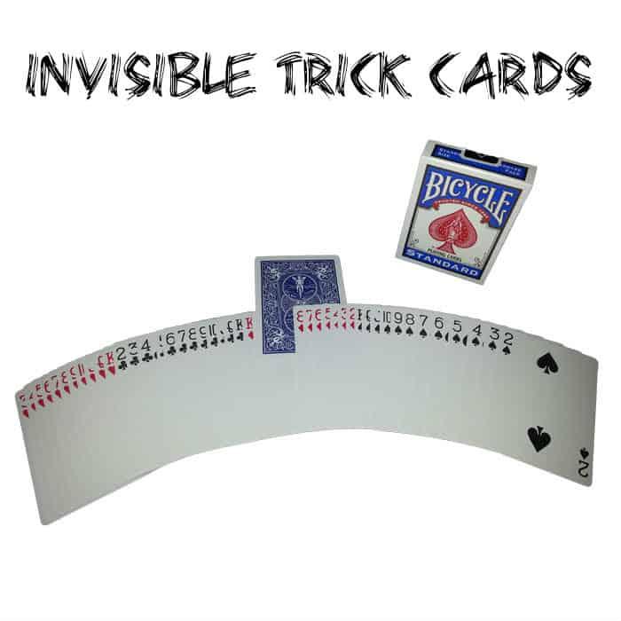 Deck invisible Invisible Deck
