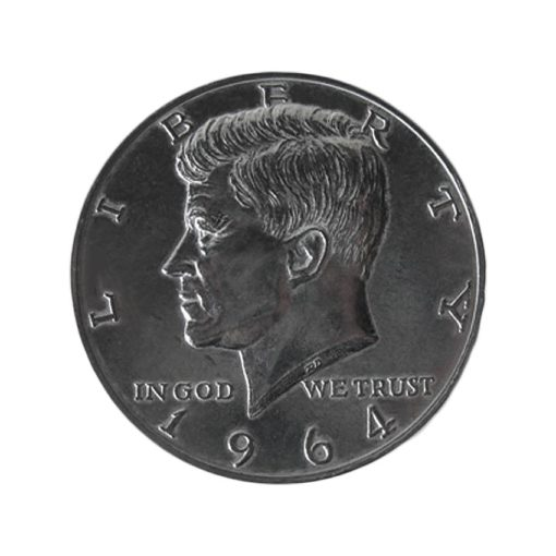 Jumbo Half Dollar Coin