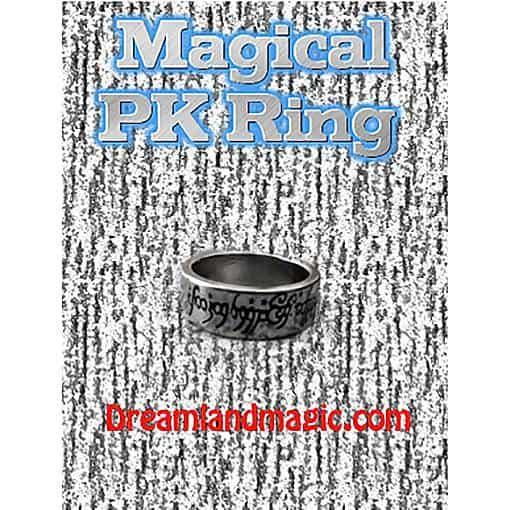 Magical Pk Ring