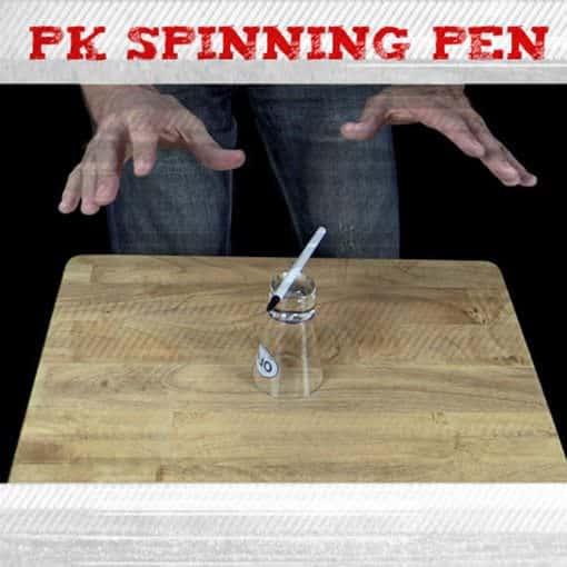 Pk Spinning Pen Trick
