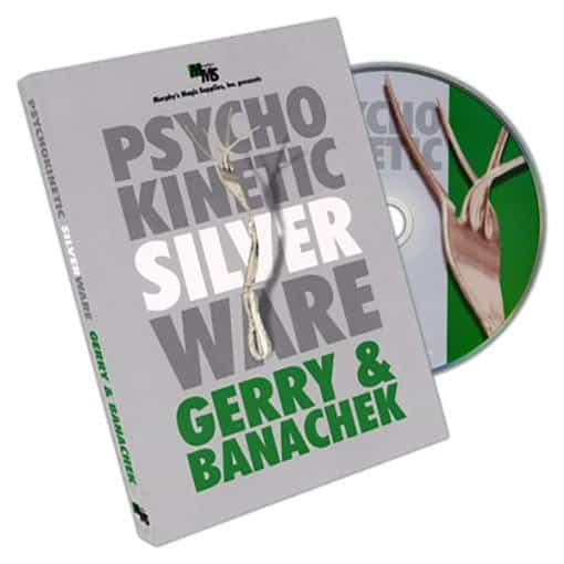 Psychokinetic Silver Ware DVD
