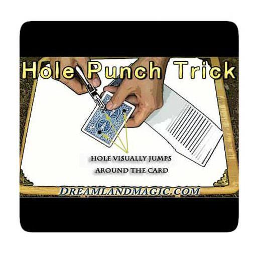 Punch Card similar to Porthole