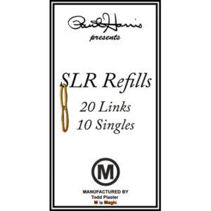 REFILL SLR (Souvenir Linking Rubber Bands) by Paul Harris - Trick