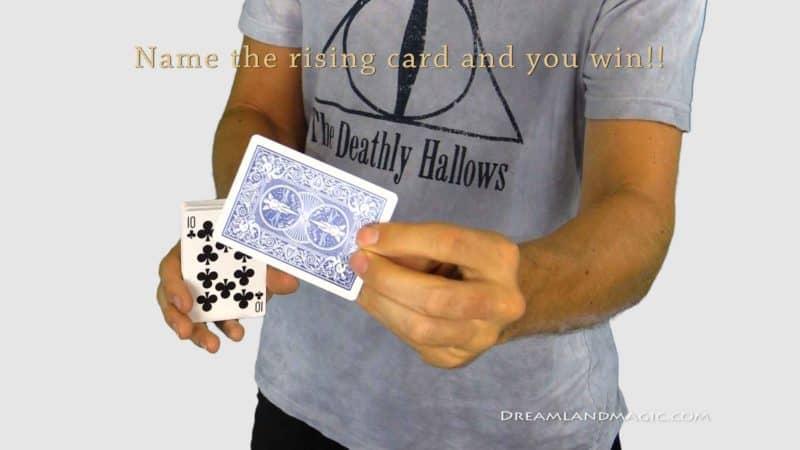 Rising Card Contest