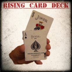 Rising Cards Trick Deck