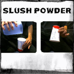 Slush Powder Gel Liquid