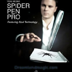 Spider Pen Pro Trick