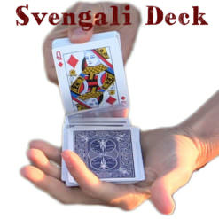 Svengali Cards Trick Magic Deck