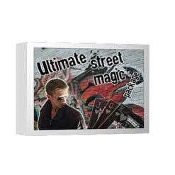 Ultimate Street Magic Set White