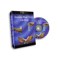 amazing magic with rope dvd cover