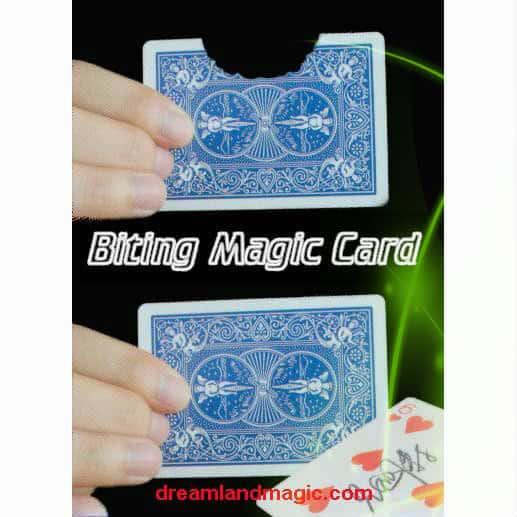 Magic Card Bite