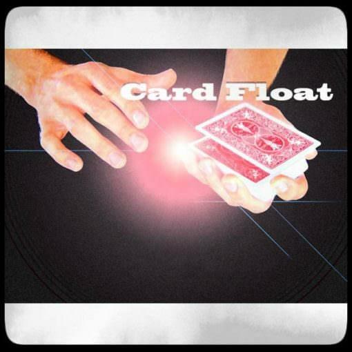 Card Float Illusion