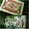 Zombie Cards Closeup Back