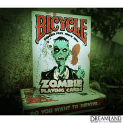 Zombie Playing Cards Stacked