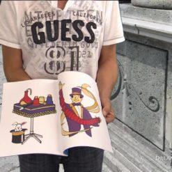 Fun Magic Coloring Book Trick | Ages 6 and up | Royal