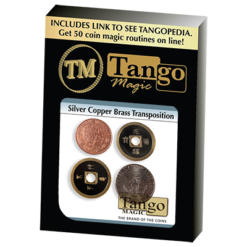 Tango Copper Silver Brass