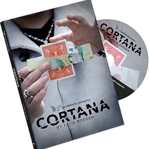 Cortana Card thru Card Trick