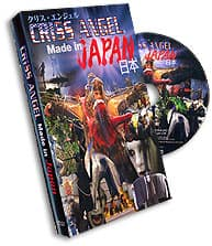 Made in Japan DVD -Criss Angel