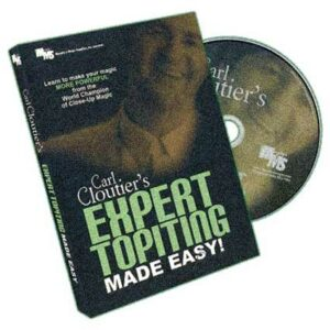 Expert Topiting Made Easy. Front of DVD