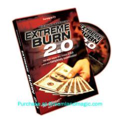 extreme burn 2.0 money trick dvd cover