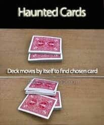 Haunted Pack of Cards