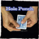 Hole Punch Card Trick