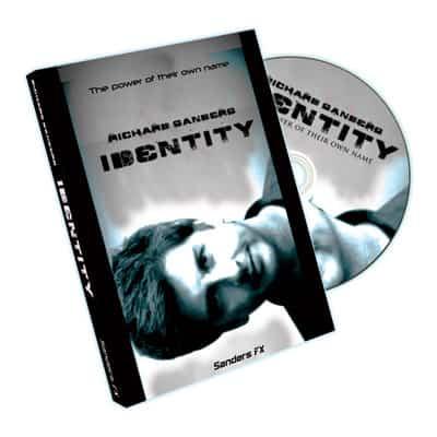 Identity DVD