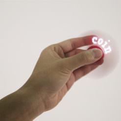 magic spinner coin