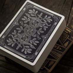 Monarch Playing Cards Back Design